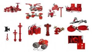 Yangın Tesisatı Malzemeleri